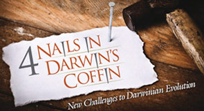 4 Nails in Darwin's Coffin